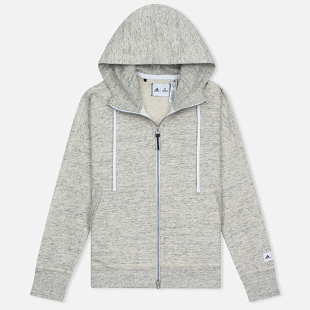 Женская толстовка adidas Originals x Reigning Champ AARC Hoody White/Grey Heather