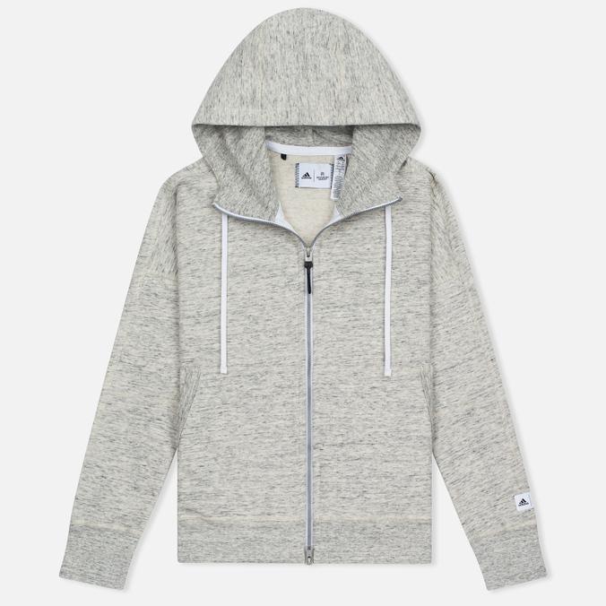 Женская толстовка adidas Originals x Reigning Champ AARC Hoody White/Grey Heather