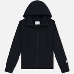 Женская толстовка adidas Originals x Reigning Champ Engineered Spacer Mesh Fleece Black фото- 0