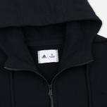 Женская толстовка adidas Originals x Reigning Champ Engineered Spacer Mesh Fleece Black фото- 1