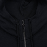 Женская толстовка adidas Originals x Reigning Champ Engineered Spacer Mesh Fleece Black фото- 3