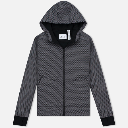 Женская толстовка adidas Originals x Reigning Champ Spacer Mesh Hoodie Z.N.E. Black