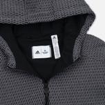 Женская толстовка adidas Originals x Reigning Champ Spacer Mesh Hoodie Z.N.E. Black фото- 1