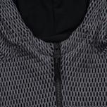 Женская толстовка adidas Originals x Reigning Champ Spacer Mesh Hoodie Z.N.E. Black фото- 4