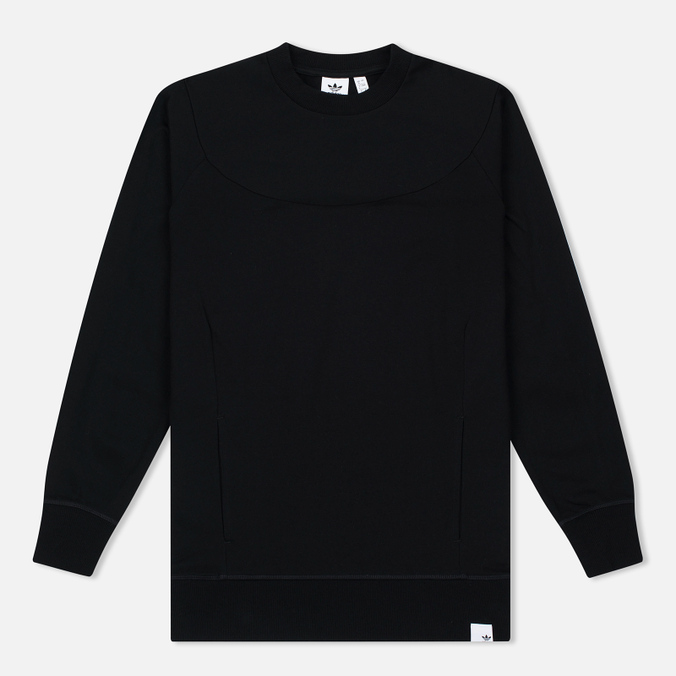 Женская толстовка adidas Originals x XBYO Crew Black