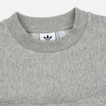 Женская толстовка adidas Originals x XBYO Crew Medium Grey Heather фото- 1