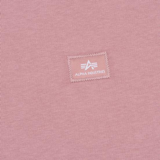 Женская толстовка Alpha Industries X-Fit Hoodie Silver Pink