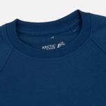 Женская толстовка Arctic Explorer Logo Print Navy фото- 1