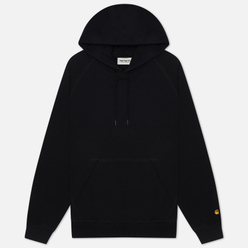 Женская толстовка Carhartt WIP W' Chasy Hooded 9.1 Oz Black/Gold