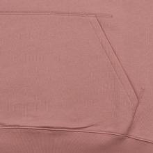 Женская толстовка Carhartt WIP W' Chasy Hooded 9.1 Oz Blush/Gold фото- 2