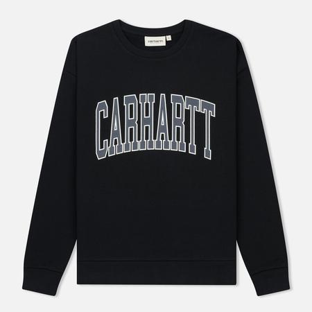 Женская толстовка Carhartt WIP W' Division 9.1 Oz Black