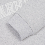 Женская толстовка Carhartt WIP W' Hooded Yale Ash Heather/White фото- 4