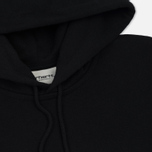 Женская толстовка Carhartt WIP W' Hooded Yale Black/White фото- 1