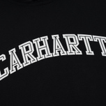 Женская толстовка Carhartt WIP W' Hooded Yale Black/White фото- 2