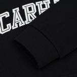 Женская толстовка Carhartt WIP W' Hooded Yale Black/White фото- 4