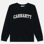 Женская толстовка Carhartt WIP W' Yale Black/White фото- 0