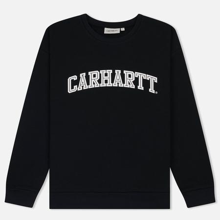 Женская толстовка Carhartt WIP W' Yale Black/White