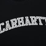Женская толстовка Carhartt WIP W' Yale Black/White фото- 2
