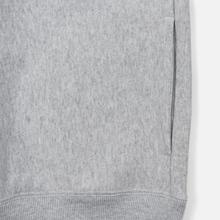 Женская толстовка Champion Reverse Weave Big Script Oversize Crew Neck Light Grey фото- 4
