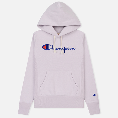 Женская толстовка Champion Reverse Weave Hooded Lavender