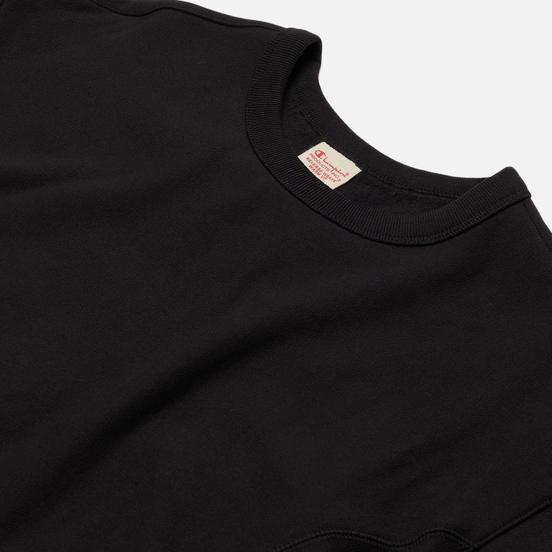 Женская толстовка Champion Reverse Weave Lightweight Reverse Weave Oversized Black