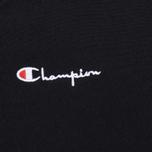 Женская толстовка Champion Reverse Weave Maxi Full Zip Longline Bomber Black фото- 2
