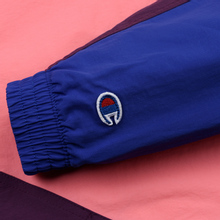 Женская толстовка Champion Reverse Weave Peached Feel Crinckle Water Repellent Crew Neck Pink/Violet/Blue фото- 3