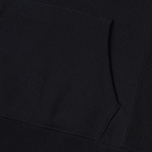 Женская толстовка Champion Reverse Weave Small Script Logo Hoodie Black фото- 4
