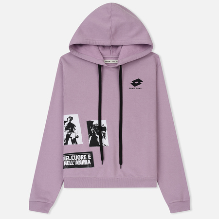 Женская толстовка Damir Doma x Lotto Welf WL Washed Lavander