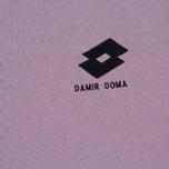 Женская толстовка Damir Doma x Lotto Werno WL Washed Lavander фото- 3