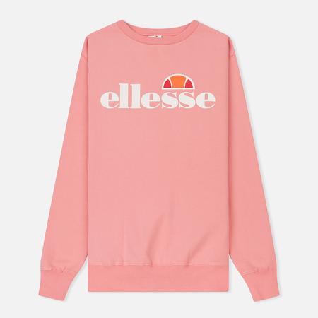 Женская толстовка Ellesse Agata Crew Soft Pink