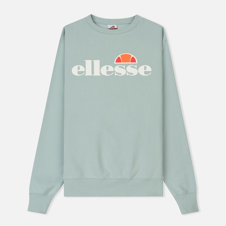 Женская толстовка Ellesse Agata Crew Sweat Sterling Blue