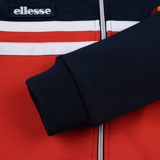 Женская толстовка Ellesse Bulito Full Zip Crop Hoody Dress Blues
