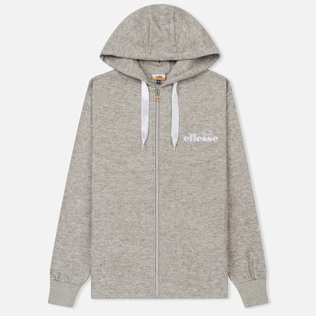 Женская толстовка Ellesse Erika Full Zip Long Hoody Athletic Grey Marl
