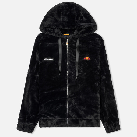 Женская толстовка Ellesse Giovanna Full Zip Hoody Anthracite