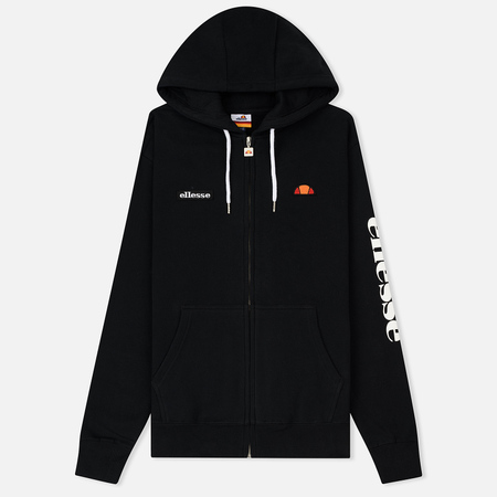 Женская толстовка Ellesse Serinatas Full Zip Hoody Anthracite