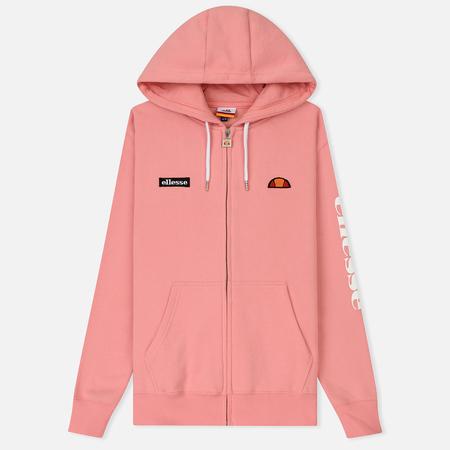 Женская толстовка Ellesse Serinatas Full Zip Hoody Soft Pink