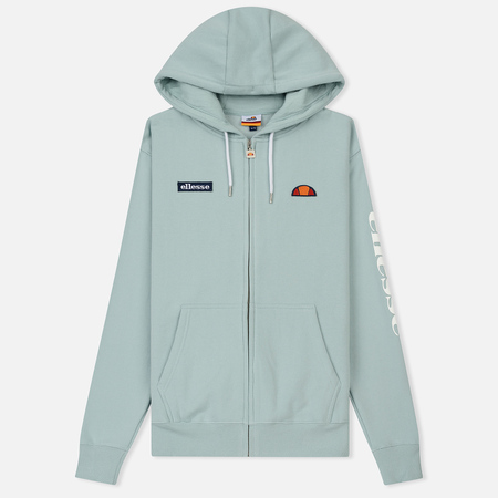 Женская толстовка Ellesse Serinatas Zip Hoody Sterling Blue