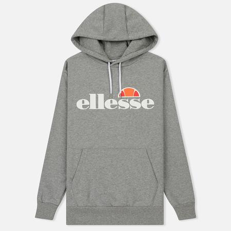 Женская толстовка Ellesse Torices OH Hoody Ath Grey Marl