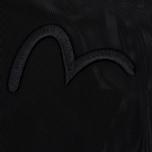 Женская толстовка Evisu Badge Black фото- 2