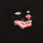 Женская толстовка maharishi Platoon Tigre Embroidery Black фото- 2