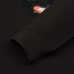 Женская толстовка maharishi Platoon Tigre Embroidery Black фото- 3