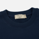 Женская толстовка Maison Kitsune Embroideries Dark Blue фото- 1