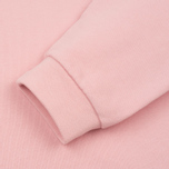 Женская толстовка Maison Kitsune Fox Head Patch Pink фото- 3