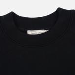 Женская толстовка Maison Kitsune Hair Print Black фото- 1