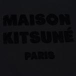Женская толстовка Maison Kitsune Hair Print Black фото- 2