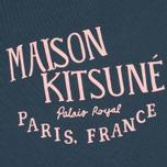 Женская толстовка Maison Kitsune Palais Royal Blue Storm фото- 2