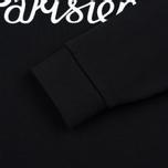 Женская толстовка Maison Kitsune Parisienne Black фото- 3