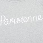 Женская толстовка Maison Kitsune Parisienne Grey Melange фото- 2