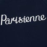 Женская толстовка Maison Kitsune Parisienne Navy фото- 2